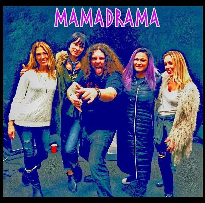Mamadrama Tour Dates