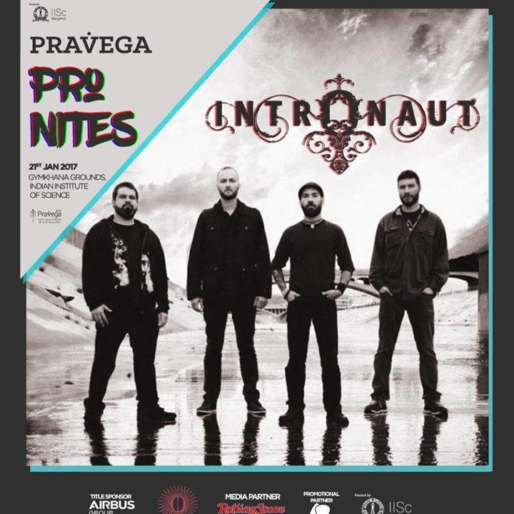 Intronaut Tour Dates