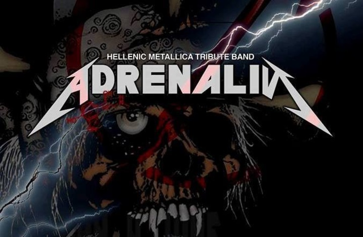 Adrenalin - Hellenic Metallica Tribute Band Tour Dates
