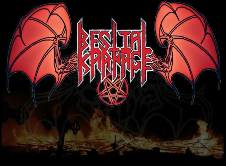 Bestial Karnage Tour Dates