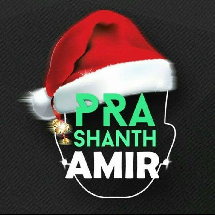 Prashanth Amir Tour Dates