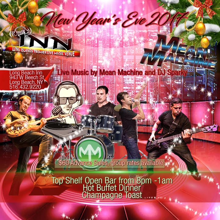 Mean Machine @ Long Beach Inn - Long Beach, NY