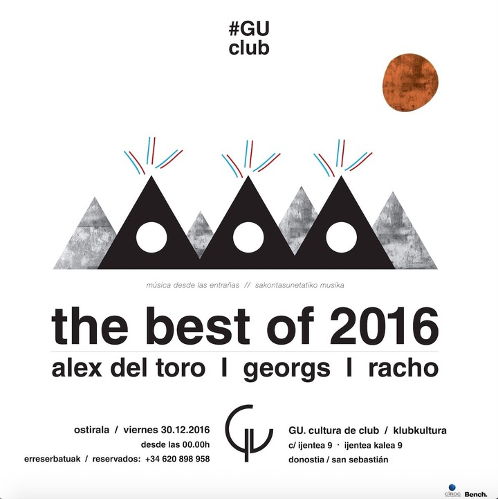 Alex Del Toro @ GU San Sebastián - San Sebastián, Spain
