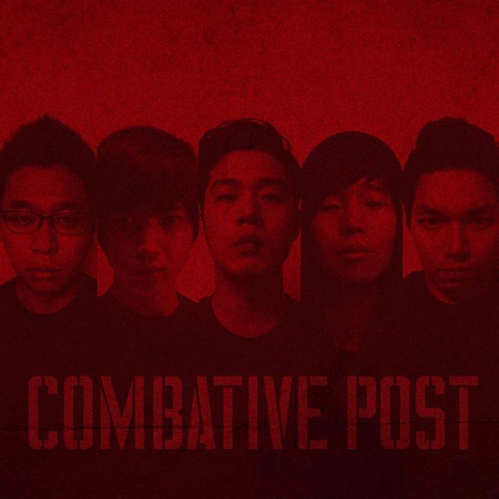 COMBATIVE POST Tour Dates