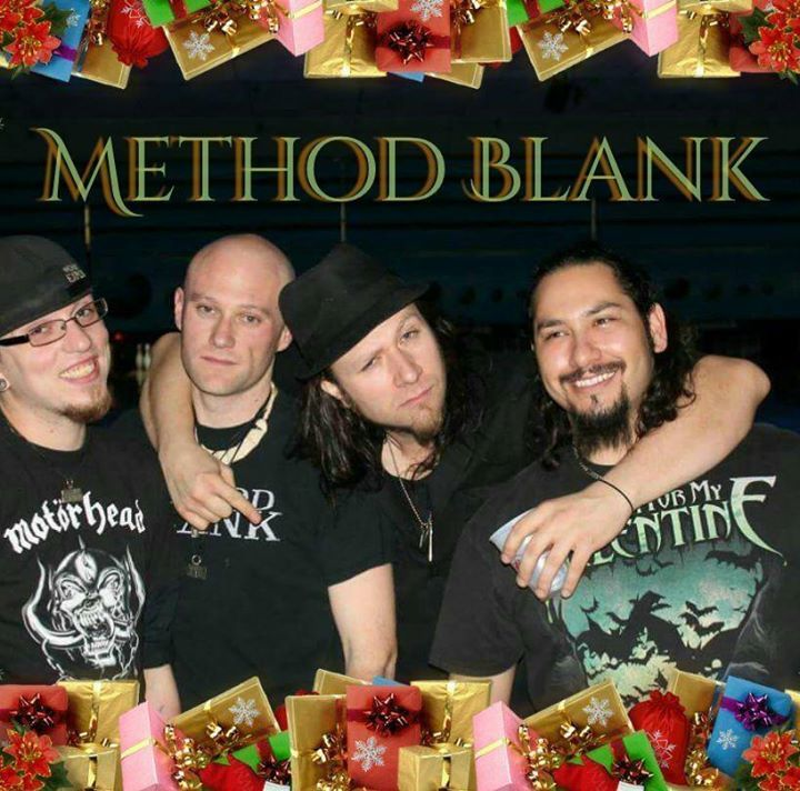 Method Blank Tour Dates