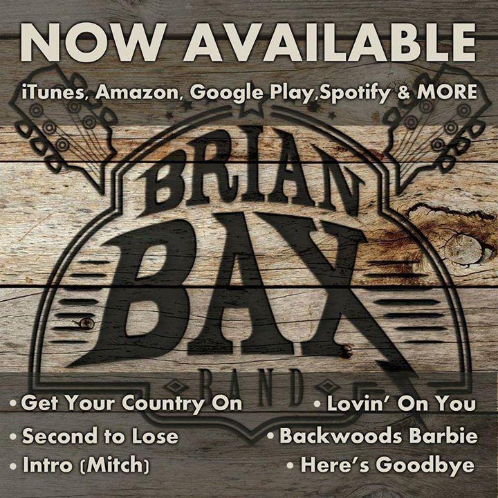 Brian Bax Band Tour Dates