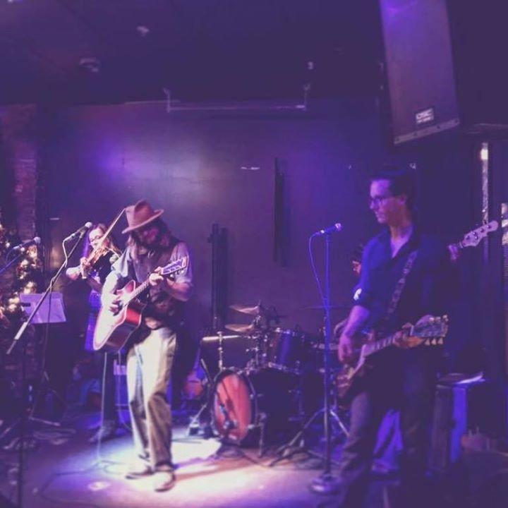 Blind Alley Troubadours Tour Dates