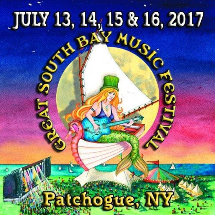 Great South Bay Music Festival Tour Dates