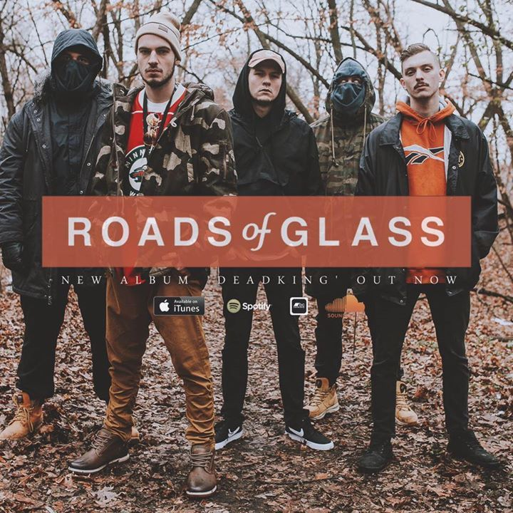 Roads of Glass Tour Dates