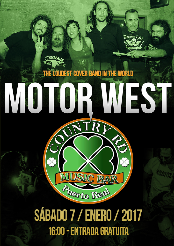 Motor West @ Country RD - Puerto Real, Spain