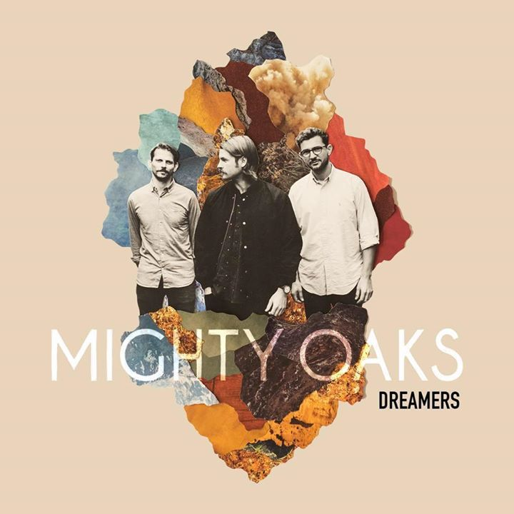Mighty Oaks Tour Dates