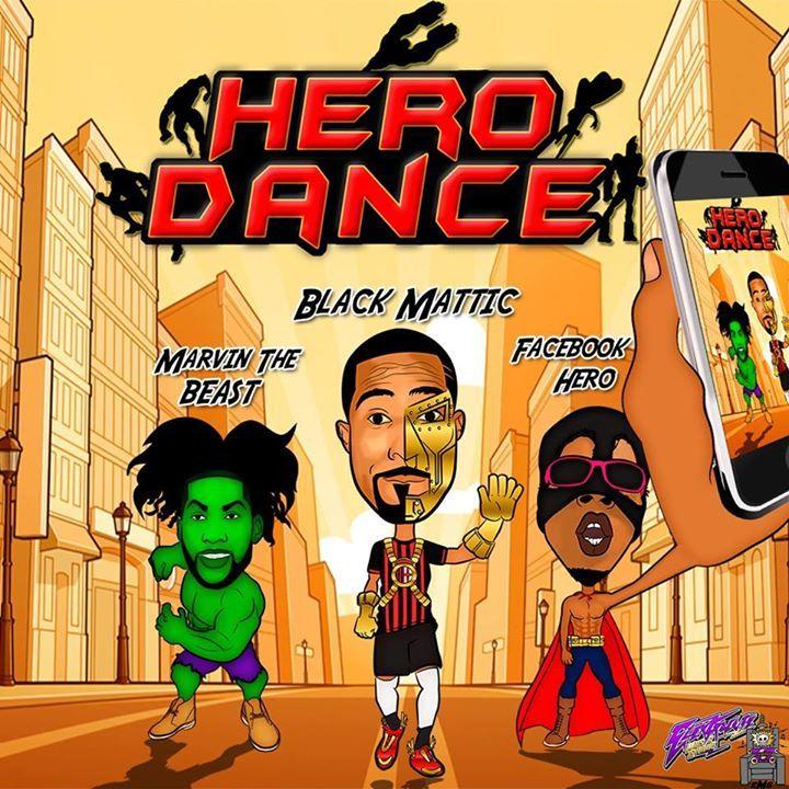 Black Mattic Tour Dates