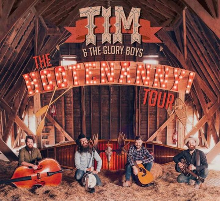Tim Neufeld and the Glory Boys Tour Dates