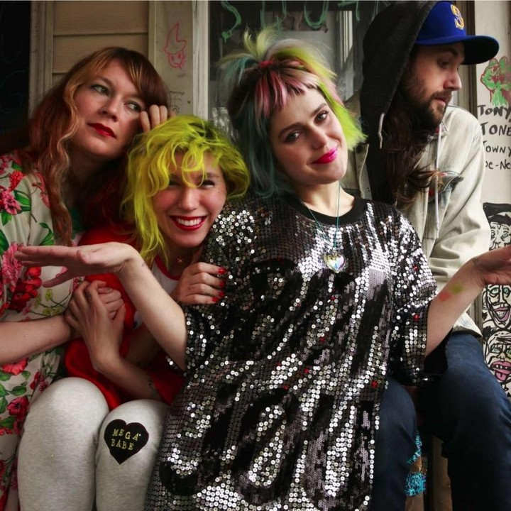 Tacocat @ Chico Women's Club - Chico, CA