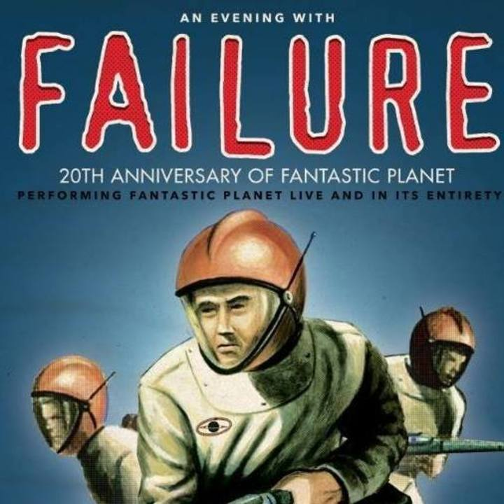 Failure Tour Dates