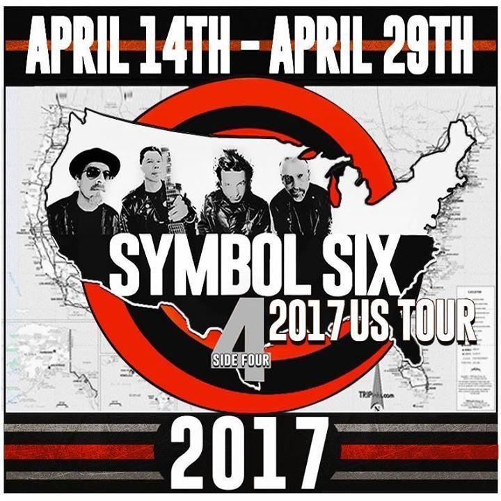 Symbol Six Tour Dates