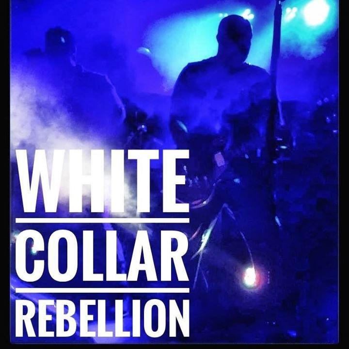 White Collar Rebellion Tour Dates
