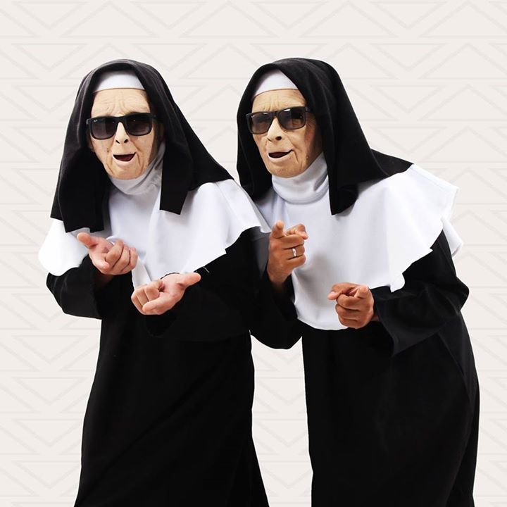 Nuns Mafia Tour Dates
