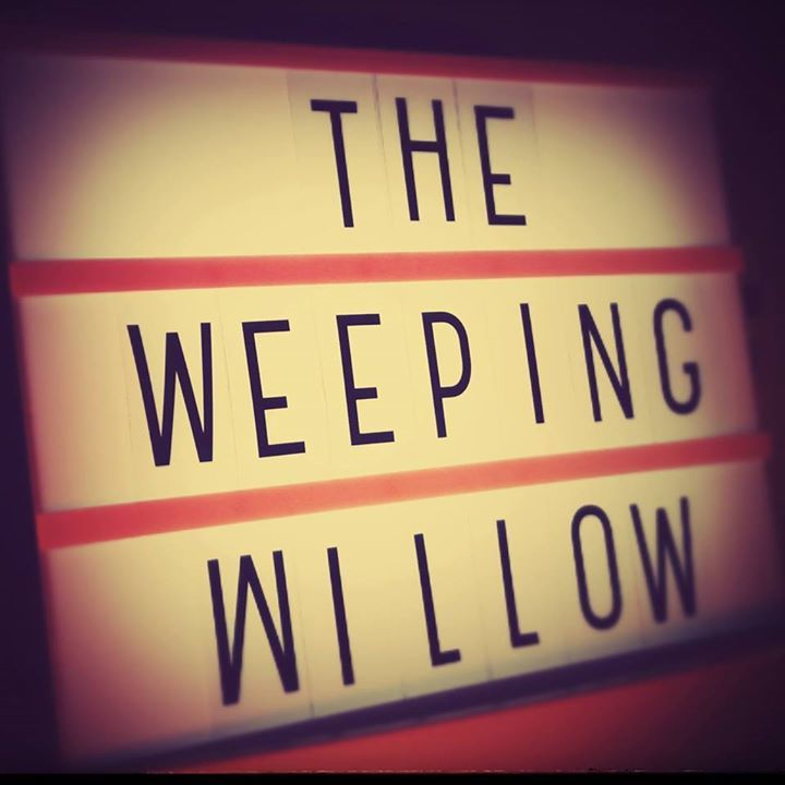 The Weeping Willow Tour Dates