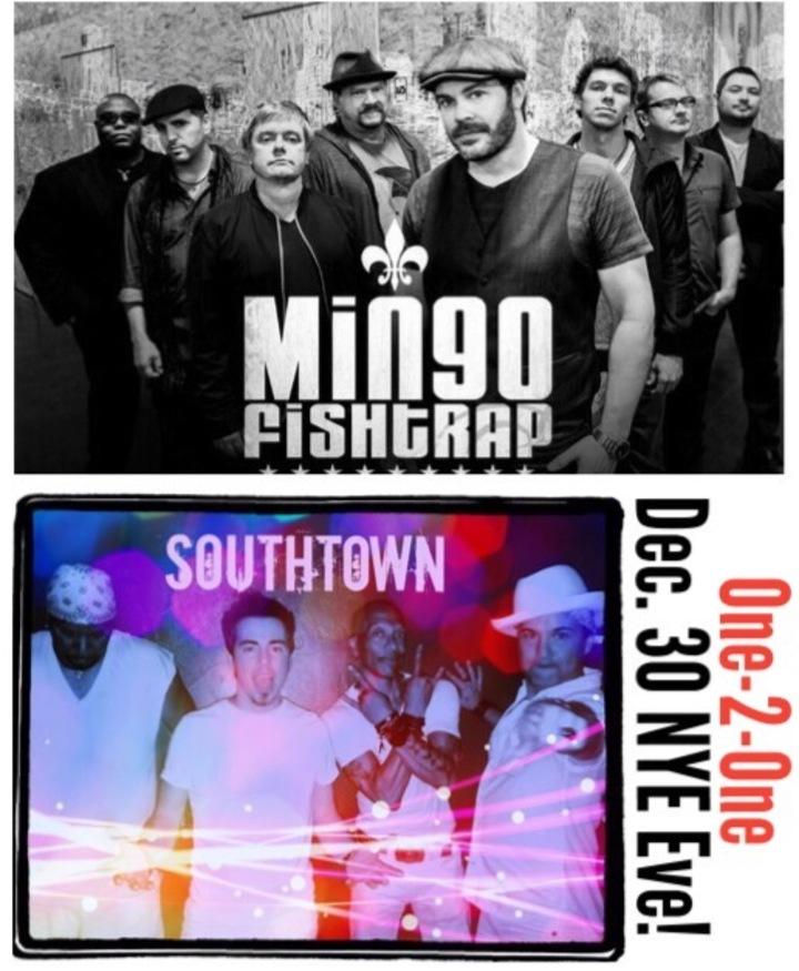 SouthTown ATX @ One-2-One (w/Mingo Fishtrap) - Austin, TX