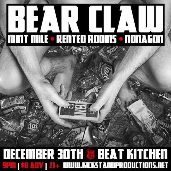 Bear Claw Tour Dates