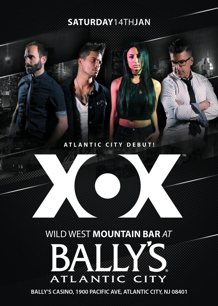 XOX @ Mountain Bar @ Bally's - Atlantic City, NJ