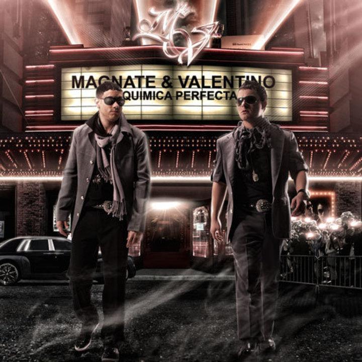 Magnate Y Valentino Tour Dates