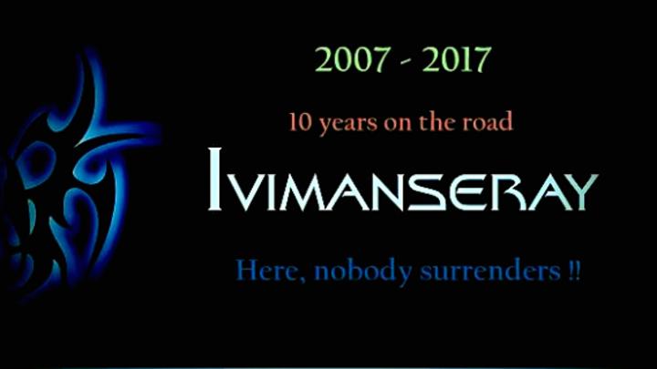 Ivimanseray Tour Dates