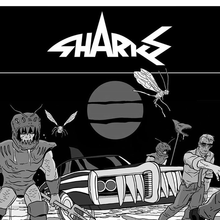 Sharks band Tour Dates
