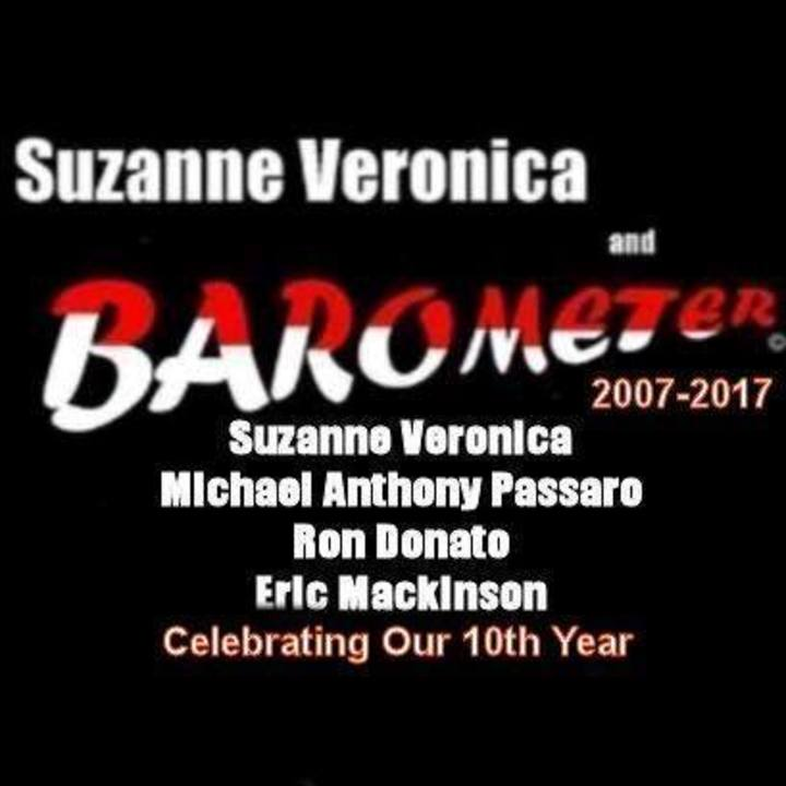 Suzanne Veronica and Barometer Tour Dates