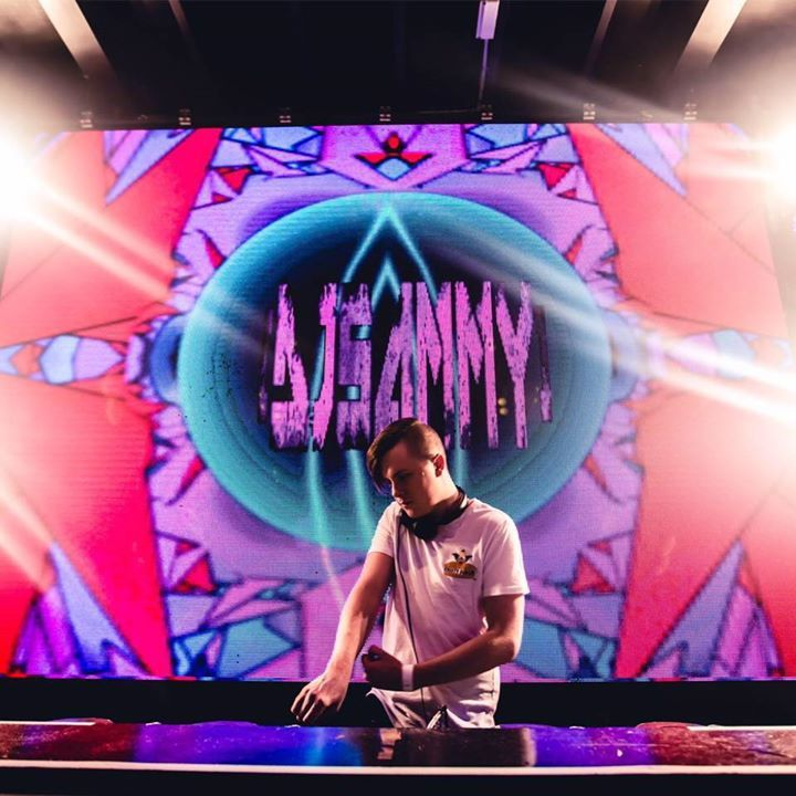 DJ Sammy - Sam Huth Tour Dates