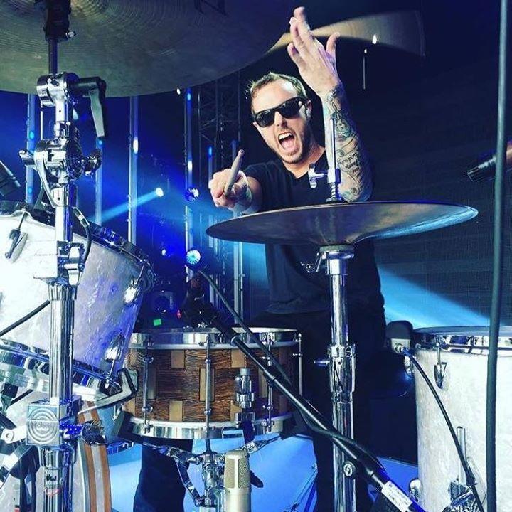 Eddie Fisher (OneRepublic) | Fan Club @ BMO Field - Toronto, Canada