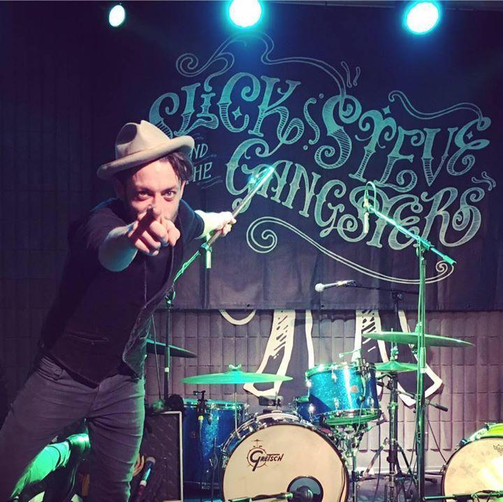 Slick Steve & the Gangsters Tour Dates