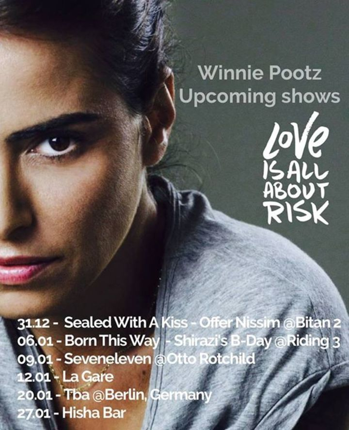 Dj Winnie Pootz Tour Dates