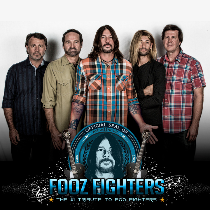 Fooz Fighters @ Belly Up  - Solana Beach, CA
