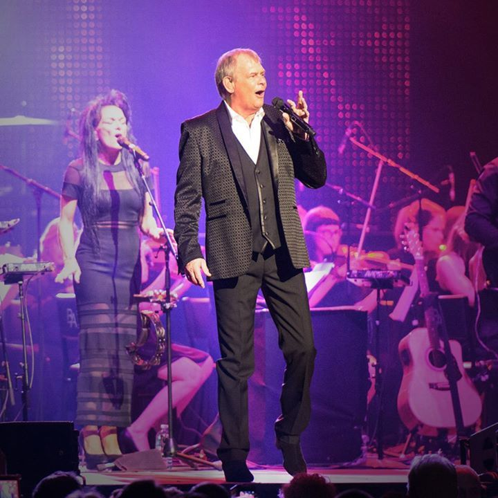 John Farnham @ Mornington Racecourse - Mornington, Australia