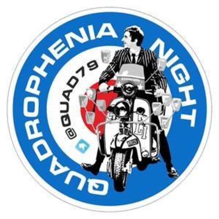 Quadrophenia Night @ Witchwood - Ashton-Under-Lyne, United Kingdom