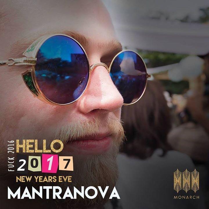 Mantranova Tour Dates