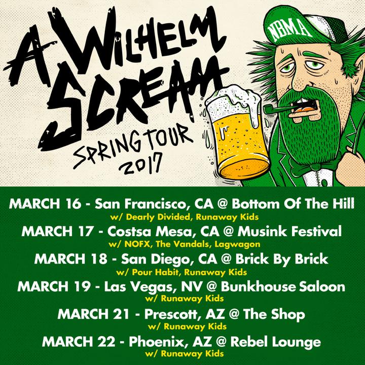 A Wilhelm Scream @ Rebel Lounge - Phoenix, AZ