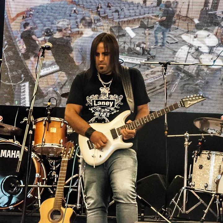 Luiyi Black Side @ The Namm Show 2017 - Anaheim, CA