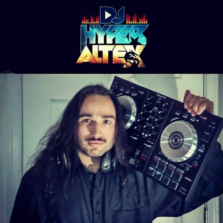 Dj Hyper AlteX Tour Dates