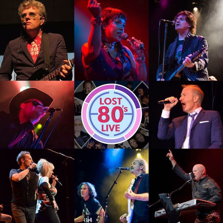 Lost 80's Live Tour Dates