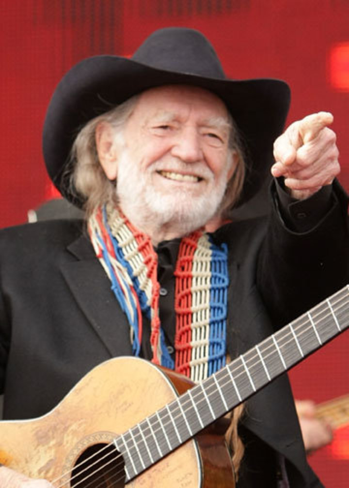 Willie Nelson @ The Fillmore - San Francisco, CA