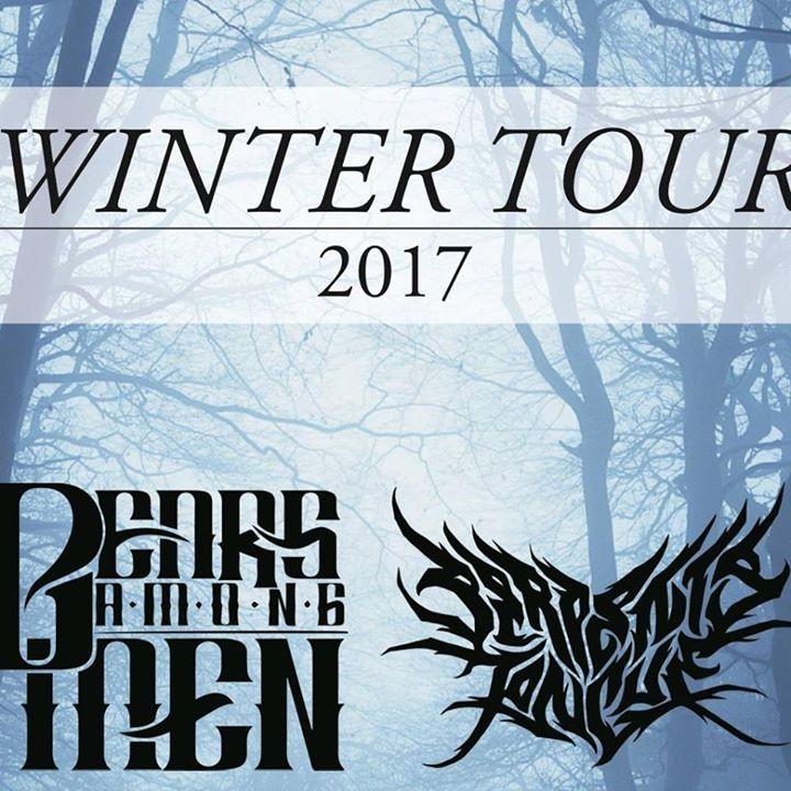 Bears Among Men Tour Dates