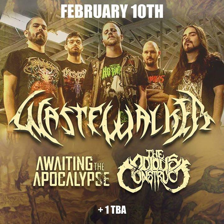 Awaiting The Apocalypse Tour Dates