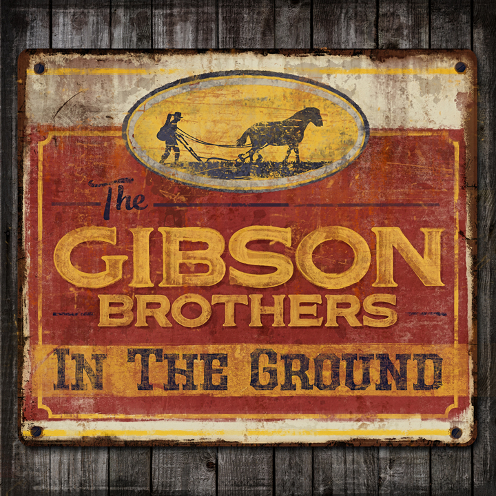 Gibson Brothers @ Isis Theatre - Asheville, NC