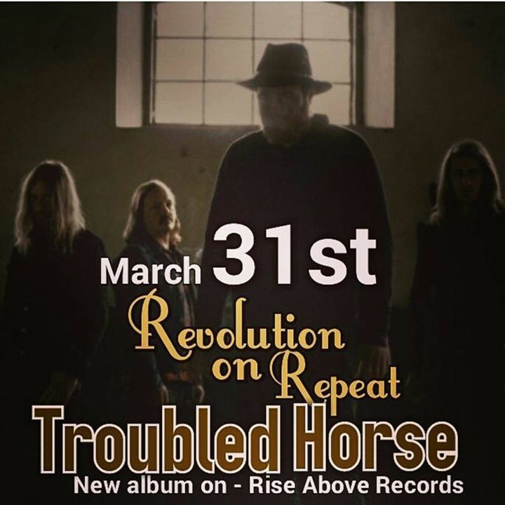Troubled Horse Tour Dates