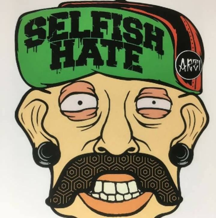 Selfish Hate Tour Dates