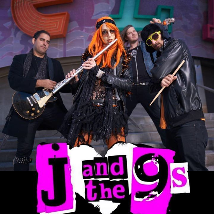 J and the 9s Tour Dates