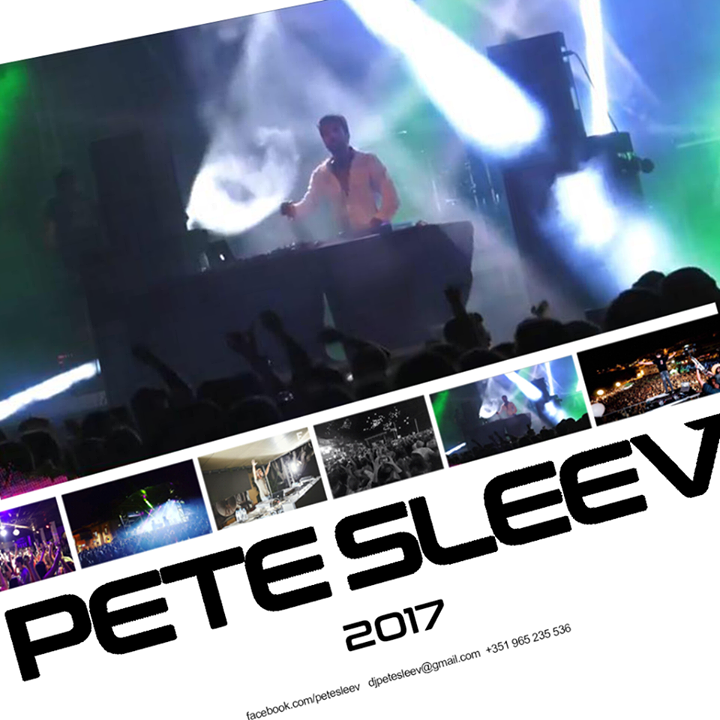 PETE SLEEV Tour Dates
